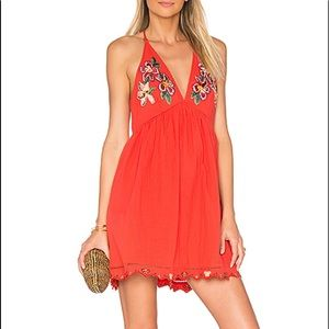 Love and Flowers Free People Dress